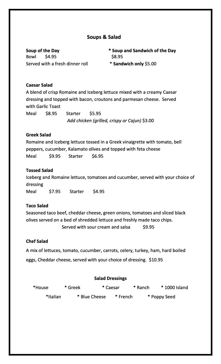 Eagles Landing Menu2
