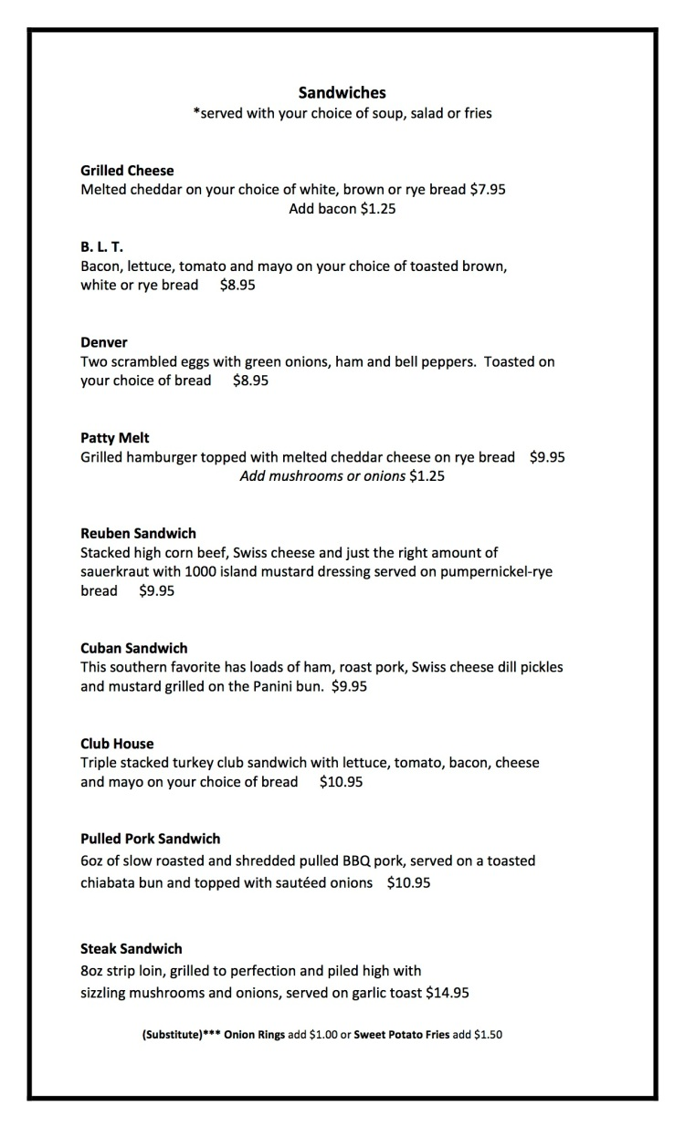 Eagles Landing Menu4